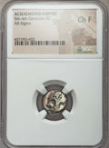 Ancients:Ancient Lots  , Ancients: ANCIENT LOTS. Achaemenid Persia. Ca. 5th-4th centuriesBC. Lot of two (2) AR sigloi. NGC Fine-Choice Fine.... (Total: 2coins)