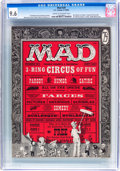 Magazines:Mad, MAD #29 (EC, 1956) CGC NM+ 9.6 Cream to off-white pages....