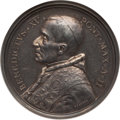 """Vatican City, Vatican City: Benedict XV silver """"Prayer for World Peace"""" Medal byBianchi Anno II (1916) MS61 NGC,..."""