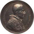 "Vatican City, Vatican City: Benedict XV silver ""New Code Presentation"" Medal byBianchi Anno III (1917) MS61 NGC, ..."