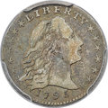 Early Half Dimes, 1795 H10C V-4, LM-10, R.3, VF30 PCGS Secure. CAC....