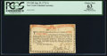 Colonial Notes, New York August 25, 1774 (Water Works) 1s PCGS Apparent Choice New63.. ...