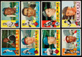 Baseball Cards:Lots, 1960 Topps Baseball Collection with Many Stars (219). ...