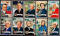 "Non-Sport Cards:Sets, 1956 Topps ""U.S. Presidents"" Collection (50). ..."
