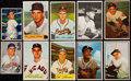 Baseball Cards:Lots, 1952-54 Bowman Baseball Collection (149)....