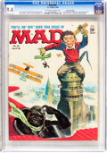 Magazines:Mad, MAD #94 Gaines File Pedigree (EC, 1965) CGC NM 9.4 Off-white to white pages....