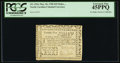 Colonial Notes, North Carolina May 10, 1780 $25 Dulce Pro Patria Mori PCGS Extremely Fine 45PPQ.. ...