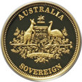 "Australia, Australia: Elizabeth II gold Proof ""First Year of Issue"" 25 Dollars 2009-P Gem DCAM PCGS,..."