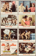 "Movie Posters:War, Never So Few & Other Lot (MGM, 1959). Lobby Card Sets of 8 (2Sets) (11"" X 14""). War.. ... (Total: 16 Items)"