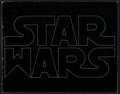 """Movie Posters:Science Fiction, Star Wars (20th Century Fox, 1977). Program (28 Pages, 11"""" X 14"""").Science Fiction.. ..."""