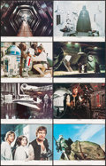 "Movie Posters:Science Fiction, Star Wars (20th Century Fox, 1978). Lobby Card Set of 8 (11"" X14""). Science Fiction.. ... (Total: 8 Items)"