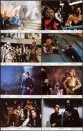"""Movie Posters:Science Fiction, Return of the Jedi (20th Century Fox, 1983). Lobby Card Set of 8(11"""" X 14""""). Science Fiction.. ... (Total: 8 Items)"""