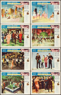 "Movie Posters:Musical, Flower Drum Song & Other Lot (Universal International, 1961). Lobby Card Sets of 8 (2 Sets) (11"" X 14""). Musical.. ... (Total: 16 Items)"