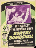 """Movie Posters:Comedy, Bowery Bombshell (Monogram, 1946). Rolled, Fine. Silk Screen Poster (30"""" X 40""""). Comedy.. ..."""