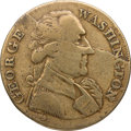 "Political:Inaugural (1789-present), George Washington: Large Size 1792 ""Success"" Token...."