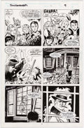 Marie Severin and Jim Mooney Soulsearchers and Company #31 Panel Pages Original  Comic Art