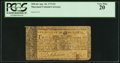 Colonial Notes, Maryland April 10, 1774 $1 PCGS Very Fine 20.. ...