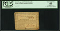 Colonial Notes, North Carolina August 8, 1778 $1/2 Behold! A New World PCGSApparent Extremely Fine 40.. ...