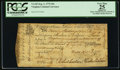 Colonial Notes, Virginia September 1, 1775 20s PCGS Apparent Very Fine 25.. ...
