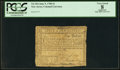 Colonial Notes, New Jersey June 9, 1780 $1 PCGS Apparent Very Good 8.. ...
