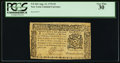 Colonial Notes, New York August 13, 1776 $3 PCGS Very Fine 30.. ...