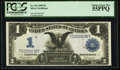 Large Size:Silver Certificates, Fr. 233 $1 1899 Silver Certificate PCGS Choice About New 55PPQ.....