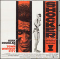 "Movie Posters:Drama, Town without Pity (United Artists, 1961). Six Sheet (80"" X 79""). Drama.. ..."