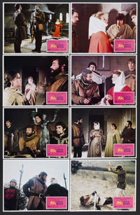 "The Lion in Winter (AVCO Embassy Pictures, R-1975). Lobby Card Set of 8 (11"" X 14""). Drama. Starring Peter O'T..."