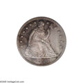 Seated Dollars: , 1859-S $1 MS60 PCGS. The San Francisco Mint struck at least 100,000Half Dollars every year between 1856 and 1877. However...
