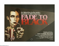 "Fade to Black (American Cinema, 1980). British Quad (30"" X 40""). Offered here is an original poster for this t..."