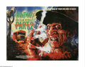 "Movie Posters:Horror, A Nightmare on Elm St. Part 2: Freddy's Revenge (New Line, 1985).British Quad (30"" X 40""). Here is an original poster for t..."