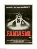 """Movie Posters:Horror, Phantasm (AVCO Embassy Pictures, 1979). Italian 2-Foglio (39"""" X55""""). The war of wills between the Tall Man and a young boy ..."""