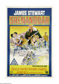 """Movie Posters:Western, Shenandoah (Universal, 1965). Australian One Sheet (27"""" X 40"""").James Stewart and his family do their best to stay out of th..."""