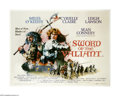 "Movie Posters:Adventure, Sword of the Valiant (Cannon, 1984). British Quad (30"" X 40"").Offered here is an original poster for this fantasy adventure..."