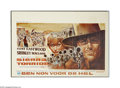 """Movie Posters:Western, Two Mules for Sister Sara (Universal, 1970). Belgian Poster (14"""" X21""""). Offered here is an original poster for this Western..."""