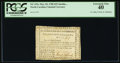 Colonial Notes, North Carolina May 10, 1780 $25 Justitia Addit Fiduciam PCGS Extremely Fine 40.. ...