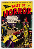 Golden Age (1938-1955):Horror, Tales of Horror #12 (Toby Publishing, 1954) Condition: VG/FN....