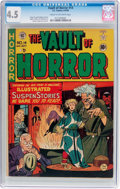 Golden Age (1938-1955):Horror, Vault of Horror #14 (EC, 1950) CGC VG+ 4.5 Cream to off-whitepages....