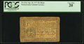 Colonial Notes, Pennsylvania April 10, 1777 20s PCGS Very Fine 20.. ...