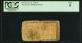 Colonial Notes, New Jersey April 10, 1759 £3 PCGS Good 6.. ...