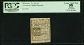 Colonial Notes, Connecticut October 11, 1777 4d PCGS Apparent Choice About New 58.. ...