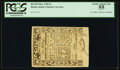 Colonial Notes:Rhode Island, Rhode Island May 1786 5s PCGS Choice About New 55.. ...