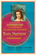 Movie Posters:Drama, Black Narcissus (Universal International, 1947). O...