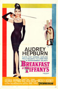 "Movie Posters:Romance, Breakfast at Tiffany's (Paramount, 1961). One Sheet (27"" X 41"") Robert McGinnis Artwork.. ..."