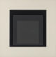 Josef Albers (1888-1976) Homage to the Square: Edition Keller Ii, 1970 Screenprint in colors on Hahnemühle Buttenbo...
