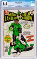 Green Lantern #87 (DC, 1971) CGC VF+ 8.5 Off-white to white pages