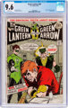 Green Lantern #85 (DC, 1971) CGC NM+ 9.6 Off-white pages