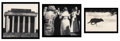 Post-War & Contemporary, Robert Longo (b. 1953). Ho Chi Minh, Dancers, and Dog(triptych), 1985. Charcoal, acrylic, and pencil on paper.... (Total: 3 Items)