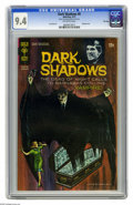 Bronze Age (1970-1979):Horror, Dark Shadows #8 File Copy (Gold Key, 1971) CGC NM 9.4 Off-whitepages. Painted cover. Joe Certa art. Overstreet 2005 NM- 9.2...
