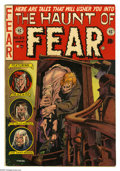 Golden Age (1938-1955):Horror, Haunt of Fear #20 (EC, 1953) Condition: FN. Graham Ingels cover.Ingels, Al Feldstein, Jack Davis, Reed Crandall, and Marie ...